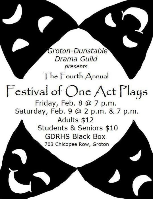 Festival of One-Act Plays 2013